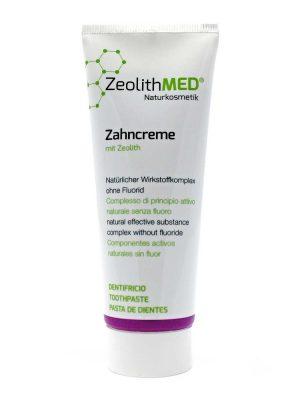 Zeolith MED-Zahncreme, 75 ml