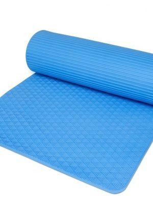 SISSEL Gym Superior Matte, blau. 180 x 60 x 1,5 cm