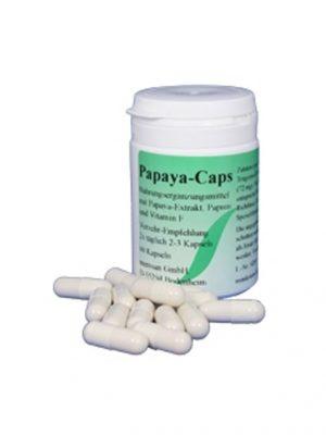 ReVital24 Papaya Kapseln, 60 Stk.