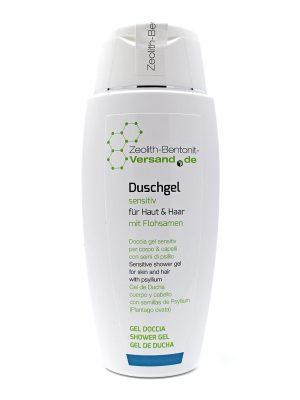 Duschgel sensitiv mit Flohsamen, 150 ml