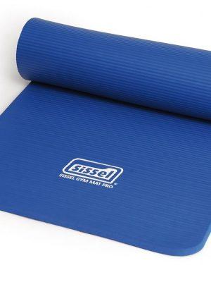 SISSEL Gym Matte Prof. blau. 180 x 100 x 1,5 cm