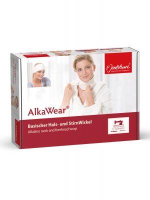 Jentschura's AlkaWear Basischer Hals- und StirnWickel