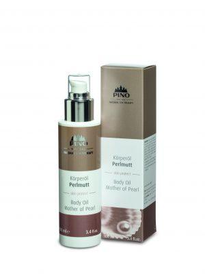 PINO Körperöl Perlmutt, 100 ml