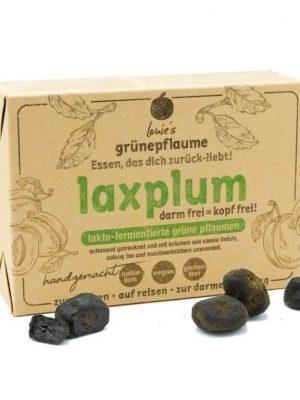 laxplum grüne Pflaume zur Darmreinigungen